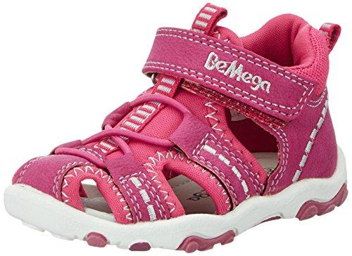 Supremo Baby Mädchen 2730201 Lauflernschuhe Pink (berry)