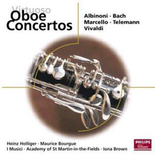 (Virtuoso Oboe Concertos)