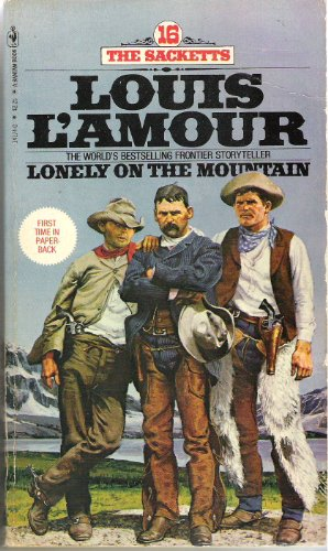 Lonely On the Mountain (The Sacketts, 16)