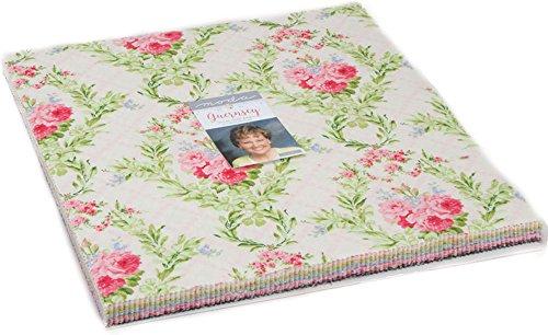 Brenda Riddle Guernsey Layer Cake 42 10-inch Squares Moda Fabrics ()