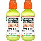 TheraBreath Dry Mouth Oral Rinse, 16 Oz Bottle