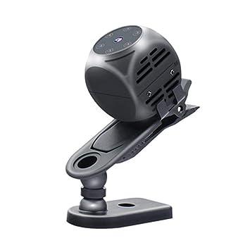 Wintesty Mini cámara de Seguridad para el hogar Full 1080 P HD Micro cámara DVR DV Grabador dinámico Sensor de visión Nocturna Cámaras de vigilancia Soporte ...