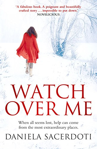 Book cover for Watch Over Me