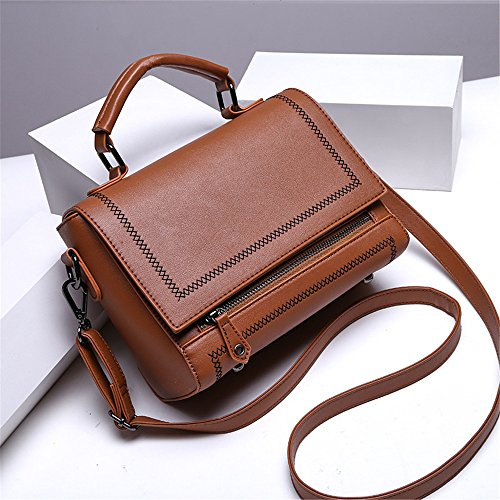 Shoulder Fashion Woman Bag Handbag Shoulder One Lady'S Coffee With Bag SJMMBB wHB1zqB