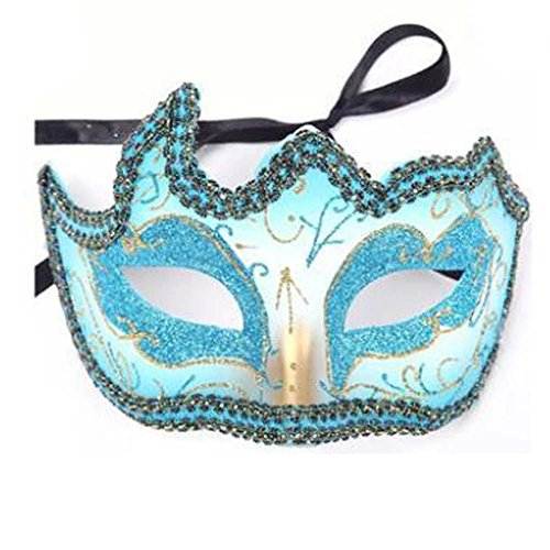 PANDA SUPERSTORE Halloween Costume Mask Venice Palace Mask Halloween Mask Masquerade Props