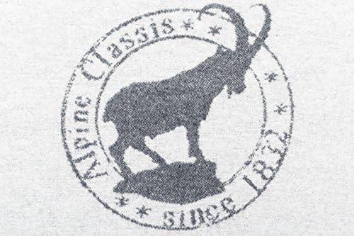 David Fussenegger Luca Flanelle Couverture Capricorne/Carreaux, Coton mélangé, Gris, 200x 140cm