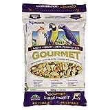 Hagen B2820 Gourmet Parrot Seed Mix, 900gm, 2-Pound