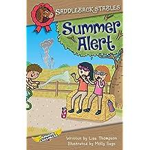 Summer Alert (Saddleback Stables Book 4)