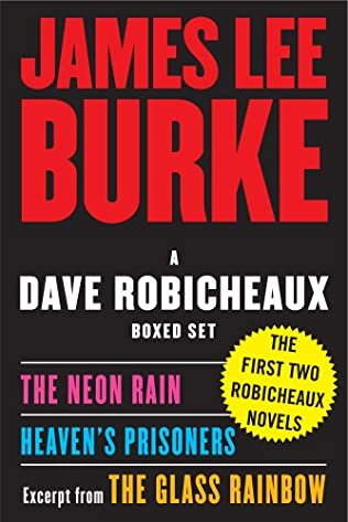 book cover of A Dave Robicheaux Boxed Set