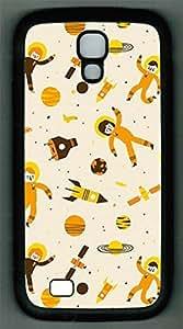 Samsung Galaxy Note3 TPU Supple Shell Case Space Pattern Black Skin by Sallylotus