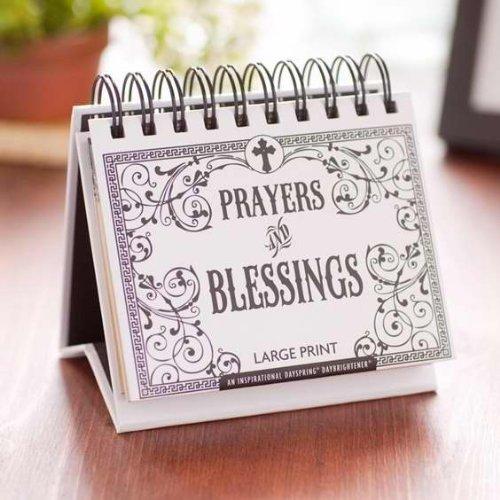 Blessings Perpetual Calendar - 1 X Prayers and Blessings Perpetual Calendar