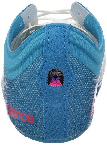 New Balance Women's Vazee Verge v1 Track Shoe, White Munsell/Flame, 7 B US by New Balance (Image #2)