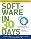 Software in 30 Days, Ken Schwaber and Ryan Kubacki, 1118206665
