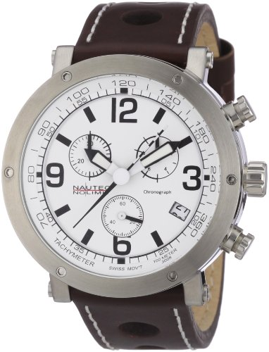 Nautec No Limit Men's Watch(Model: SM QZ/LTSTWH-BK)