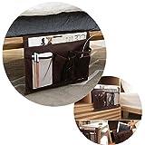 Bedside Sofa Table Cabinet Storage Organizer Pocket Oxford Cloth Book Phone Bag