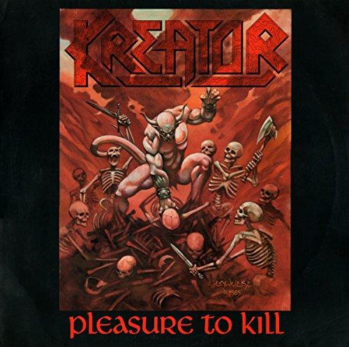 Vinilo : Kreator - Pleasure To Kill (United Kingdom - Import)