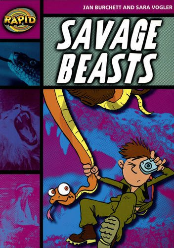 Image result for savage beasts by jan burchett and sara vogler