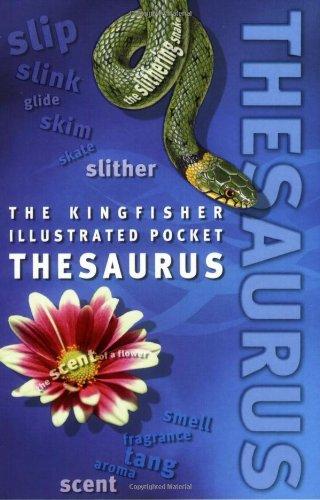 Kingfisher Illustrated Pocket Thesaurus