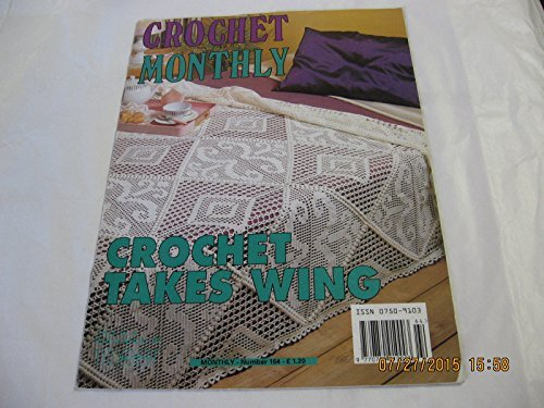 Crochet Monthly Number 164 1993 -
