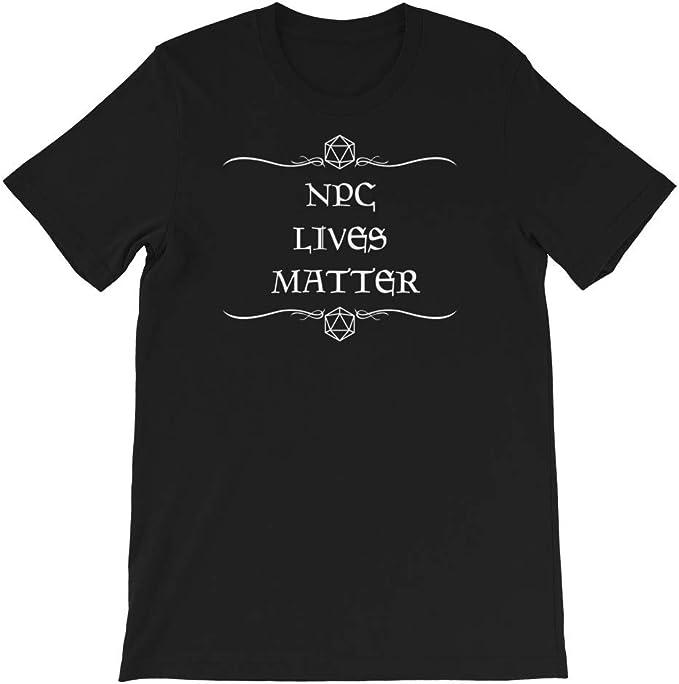 Caverns /& Creatures Hoodie NPC Lives Matter