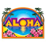 Aloha Sign Party Accessory (1 count)