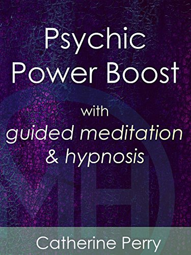 Psychic Power Boost with Guided Meditation & Hypnosis for sale  Delivered anywhere in USA