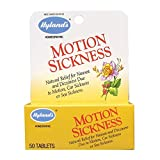 Hylands Homeopathic, Motion Sickness, 50 Tab