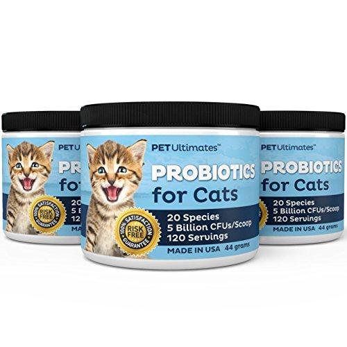 Pet Ultimates Probiotics for Cats Probiotics