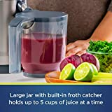 Oster Easy-to-Clean Professional Juicer, Stainless