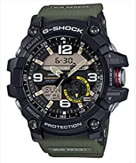 G-Shock GG-1000-1A3 Mudmaster Watches – Military Green / One Size