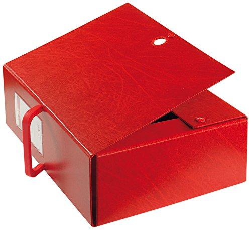 Sei Rota 68001212 Cartelle Porta Documenti e Progetti, Dorso 12 cm, Rosso Cartelleportaprogetto Portaprogetti SeiRota
