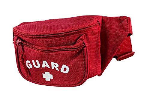 (Lifeguard Fanny Pack - Lifeguard Hip Pack)