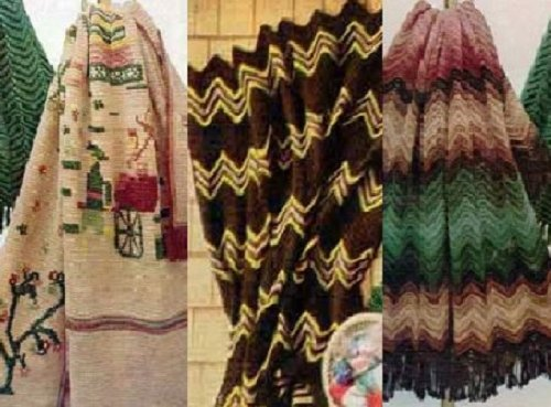 Crocheted Afghan Patterns (Crocheted Afghan Patterns)