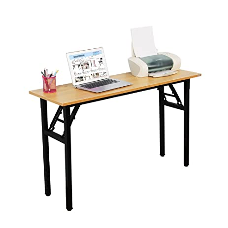 Amazoncom Need Computer Desk 47L157W Foldable Computer Table