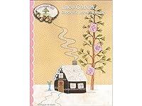 Crabapple Hill CBH2547 No.3 Ski Pattern Lace Cabins