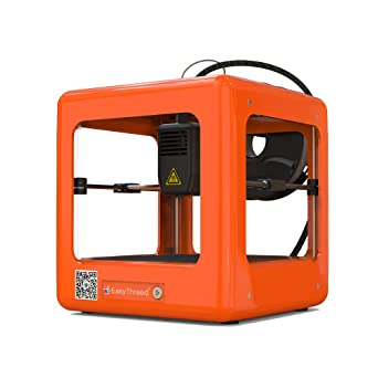 Hitsan IncoRPORATION EasyThreed Orange Nano Mini impresora 3D ...
