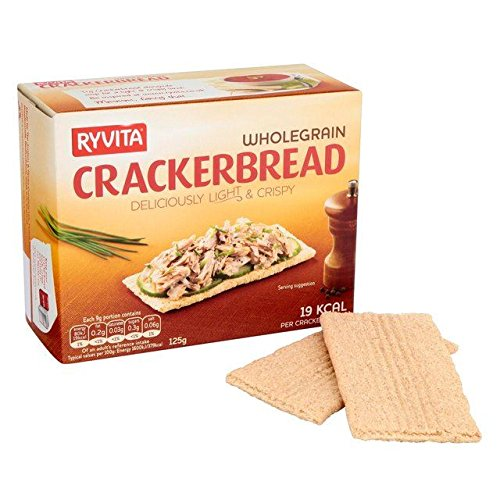 Ryvita Wholegrain Crackerbread - (Ryvita Whole Grain)
