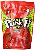 American Licorice Sour Punch Bites Strawberry 9 oz