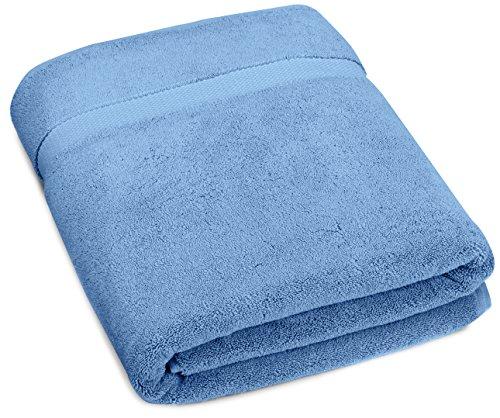 Pinzon Heavyweight Luxury 820-Gram Large Towel Bath Sheet - Marine