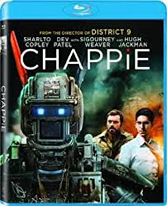 Cover Image for 'Chappie [Blu-ray + UltraViolet]'