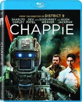 Chappie [Edizione: Stati Uniti] [Italia] [Blu-ray]: Amazon ...