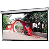 """Model C with CSR Matte White Manual Projection Screen Viewing Area: 65"""" H x 104"""" W"""