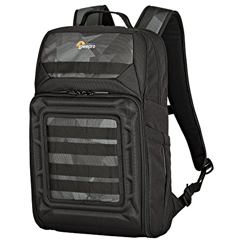 "Lowepro DroneGuard BP 250 - A specialized drone backpack providing rugged protection for your DJI Mavic Pro/Mavic Pro Platinum, 15"" laptop and 10"" tablet by Lowepro"