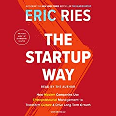 Entrepreneur and best-selling author of The Lean Startup, Eric Ries reveals how entrepreneurial principles can be used by businesses of all kinds, ranging from established companies to early-stage startups, to grow revenues, drive innovation, and tra...
