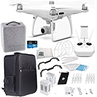 DJI Phantom 4 PRO Quadcopter Essentials Backpacker Bundle