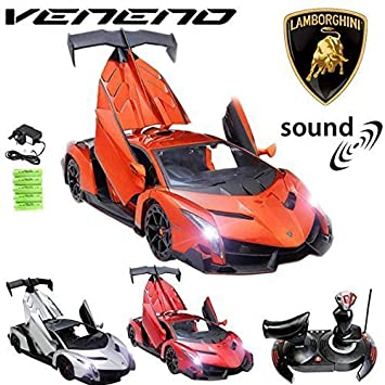 Comtechlogic Cm 2177 Official Licensed 1 14 Lamborghini Veneno