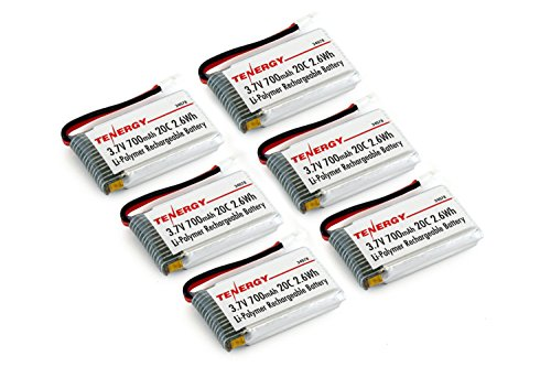 Tenergy 700mAh Battery Compatible Cheerson product image