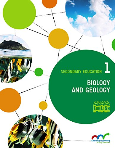 Biology and Geology 1. (Anaya English) - 9788467850789