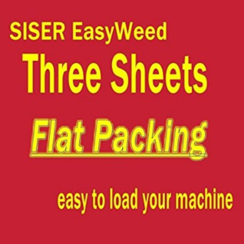 Siser Easyweed Transfer T shirt Garment product image