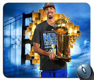 Shaun Livingston Champion Golden State Warriros Mouse Pad]()